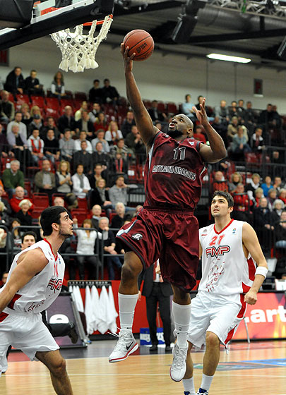 11. Darius Hall (Artland Dragons)