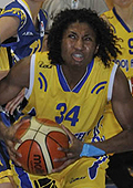 34. Angel Lajuane McCoughtry (Good Angels Kosice)