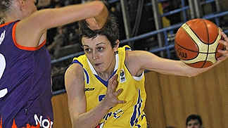 25. Miljana Musovic (Good Angels Kosice)