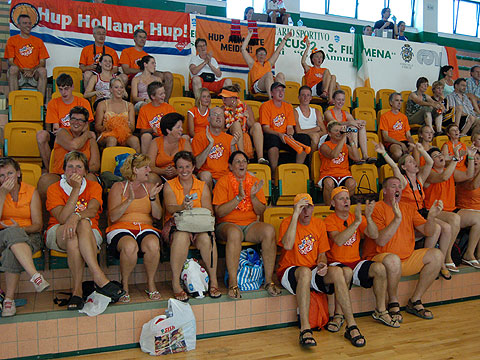 Netherlands Supporters