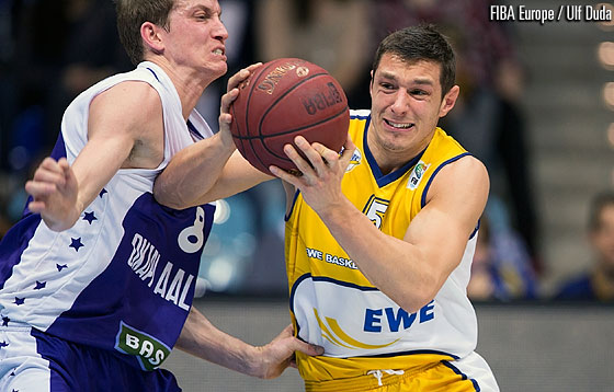 5. Dominik Bahiense de Mello (EWE Baskets)
