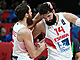 6. Sergio Rodriguez (Spain), 14. Nikola Mirotic (Spain)