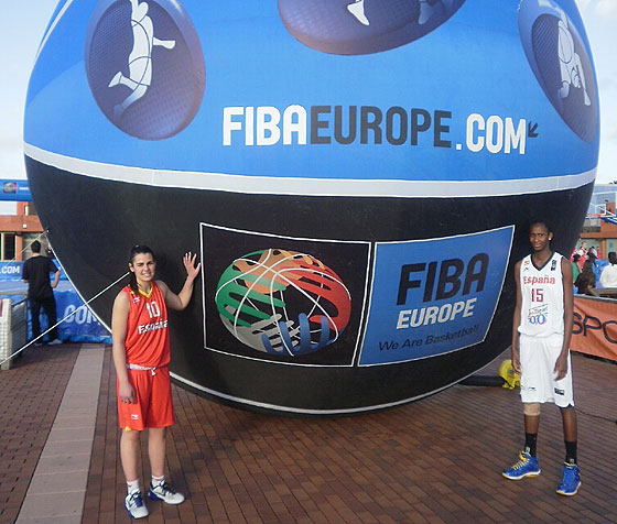 Gran Canaria 3on3 Tour Master Final - Spain internationals Leticia Romero and Astou Ndour