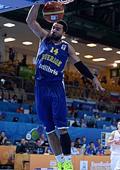 14. Jeffery Taylor (Sweden)