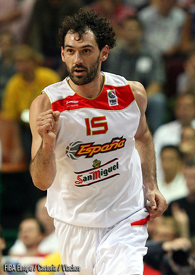 Jorge Garbajosa (Spain)