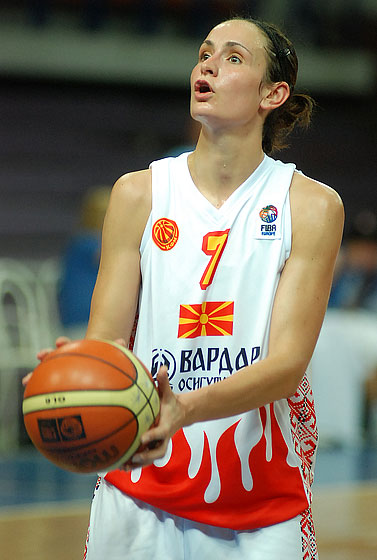 Monika Gavriloska (F.Y.R. of Macedonia)