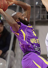 4. David Smith (Hapoel Holon)