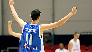 11. Georgios Tsalmpouris (Greece)