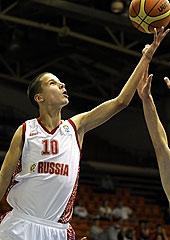 10. Pavel Afanasev (Russia)