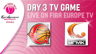 ELW game of the day - Sparta&K v UMMC