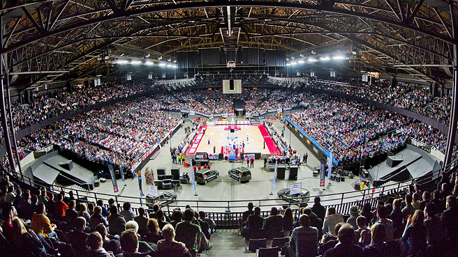 New Attendance Record Set In Belgium