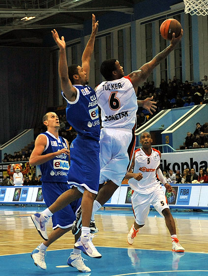 6. Anthony Tucker (BC Donetsk)