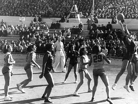 The 1952 European Championship for Women in Moscow