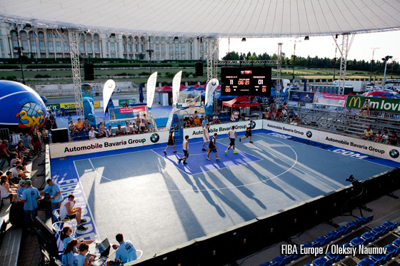 Over 400 games, 311 teams in 16 categories. The event in Bucharest was a massive one