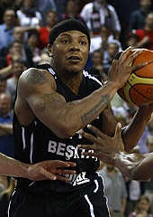 34. David Hawkins (Besiktas Milangaz)