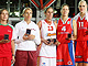 EuroBasket Women 2007 - All Tournament Team