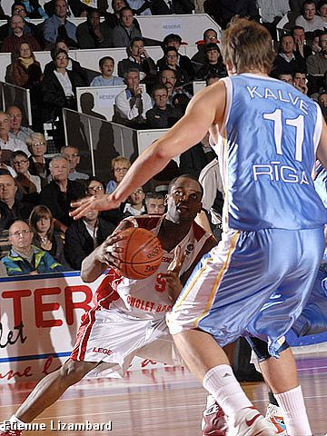 Michael Rahjoan Lee (Cholet Basket)