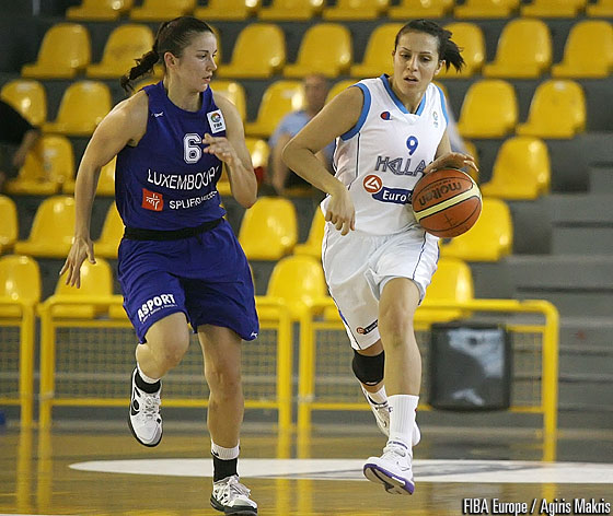 9. Nafsika Stavridou (Greece)