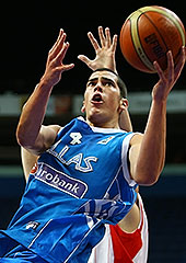 4. Eleftherios Bochoridis (Greece)