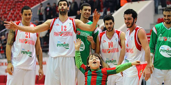 A new Karsiyaka player?