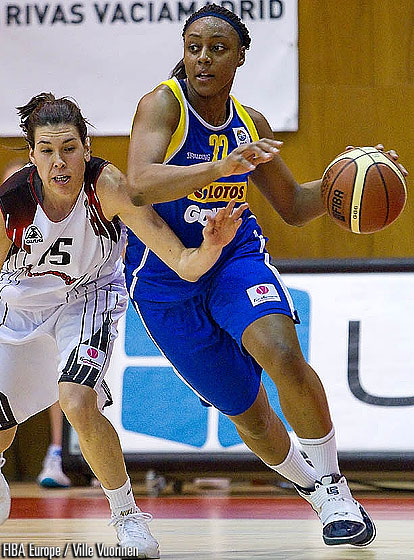 Monica Wright (Lotos Gdynia)