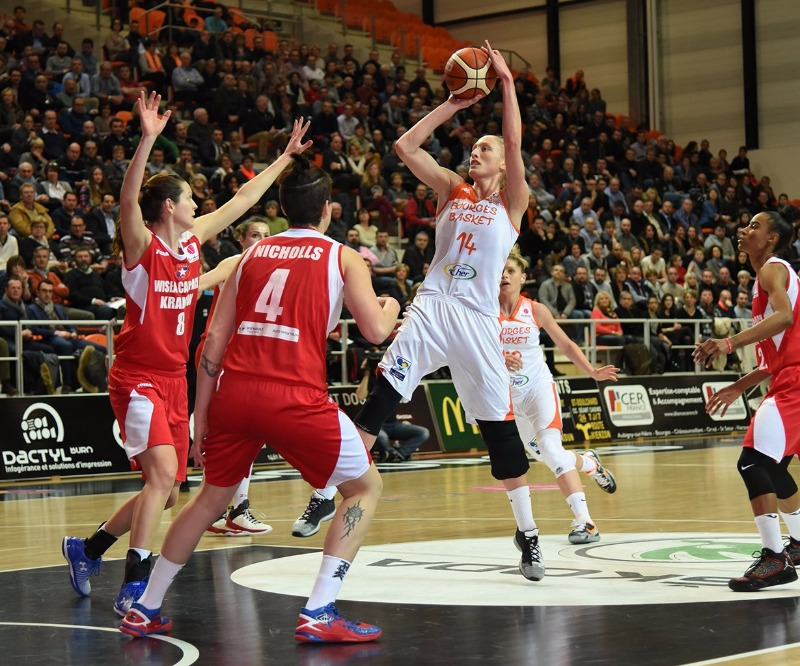 14. Danielle Page (Bourges Basket)