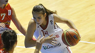 14. Ezgi Manlaci (Turkey)