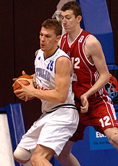 Luca Lechthaler (Italy) and Ömer F Asik (Turkey)