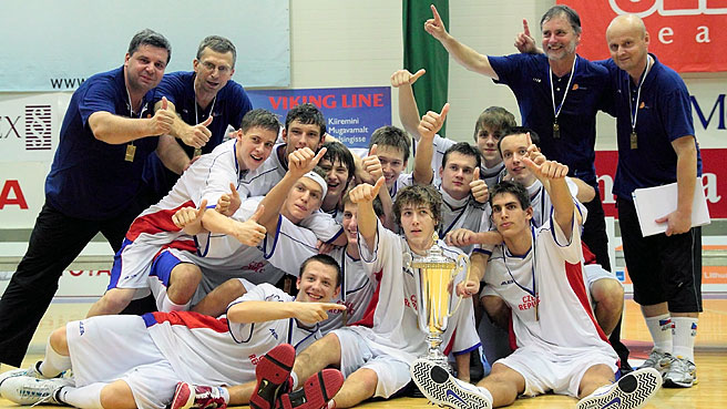 Czechs Capture Gold