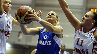 9. Laurie Datchy (France)