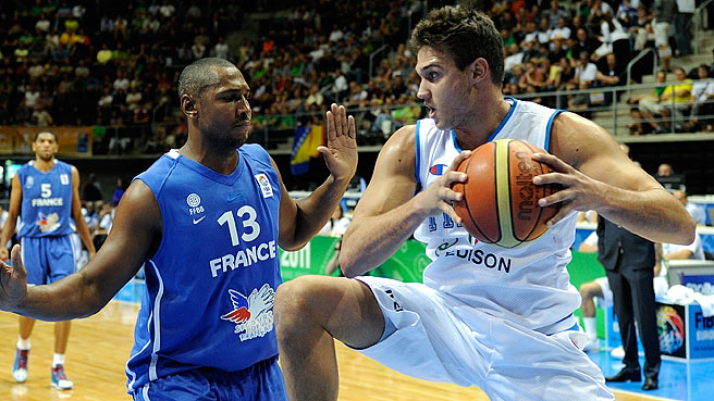 NBA Quartet To Lead Italy At EuroBasket