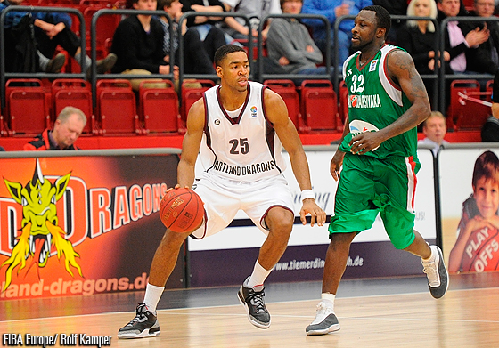 25. Brandon Thomas (Artland Dragons)