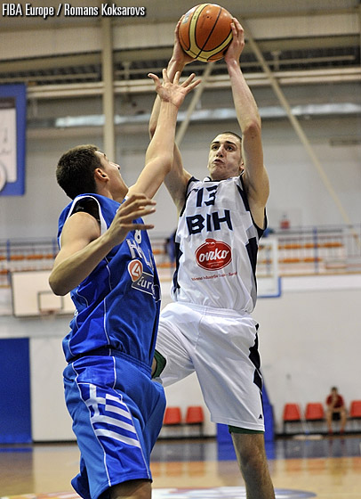13. Aleksandar Lazic (Bosnia and Herzegovina)