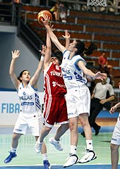13. Anthoula Chatzigiakoumi (Greece), 8. Pelin Bilgic (Turkey)