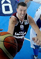 9. Dairis Bertans (Latvia)