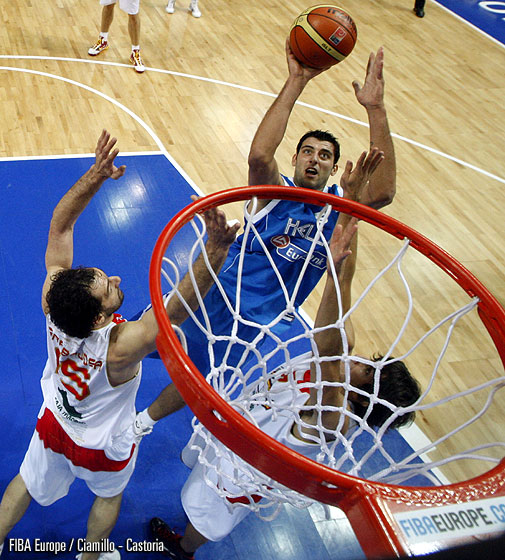 5. Ioannis Bourousis (Greece)