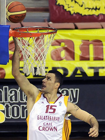 15. Milan Gurovic (Galatasaray Café Crown)
