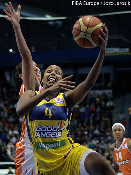 4. Farhiya Abdi (Good Angels Kosice)