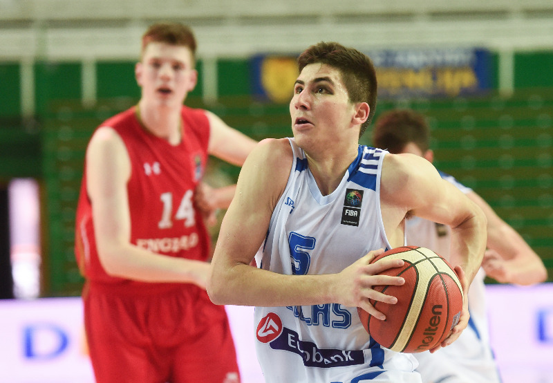 5. Dimitrios Moraitis (Greece)