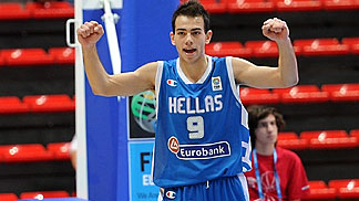 9. Vasileios Mouratos (Greece)
