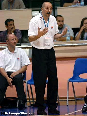 Philippe Ory (head coach, France)