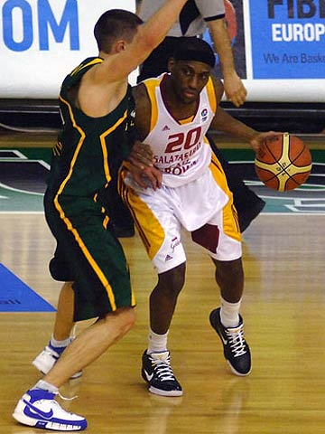 20. Rashid Atkins (Galatasaray Café Crown)