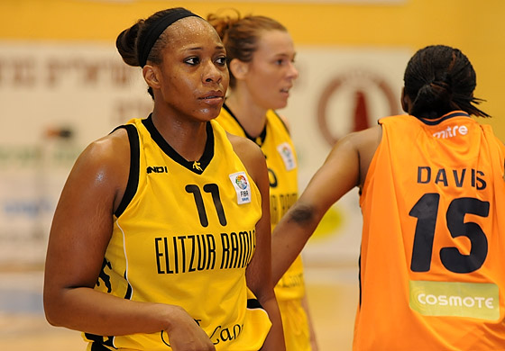 11. Le'Coe Willingham (Elitzur Ramla)