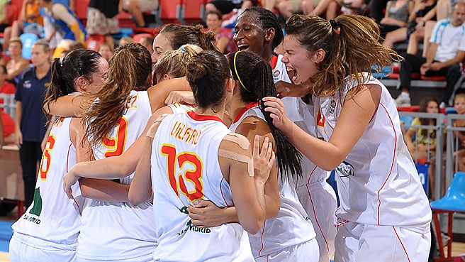 Spain Beat Sweden In Battle For Bronze