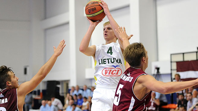 Lithuania Win Baltic Battle For 7th Spot