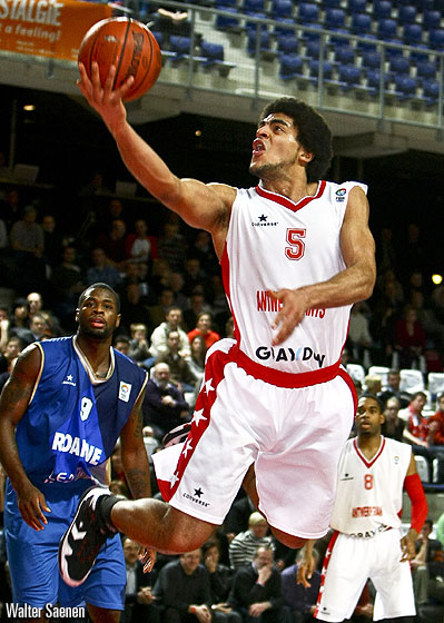 5. Jean Marc Mwema (Antwerp Giants)