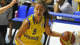 9. Julia Paulin (Sweden)