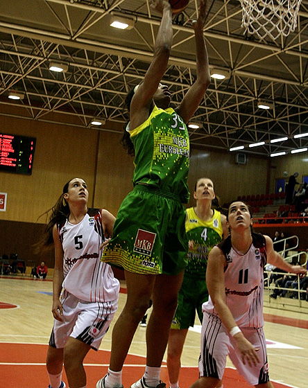 Angel McCoughtry (MKB Euroleasing)
