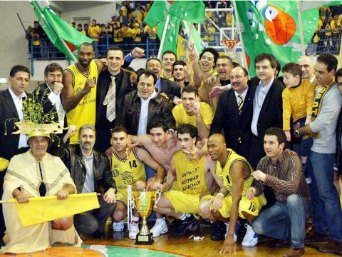Cypriot Cup Champions Limassol