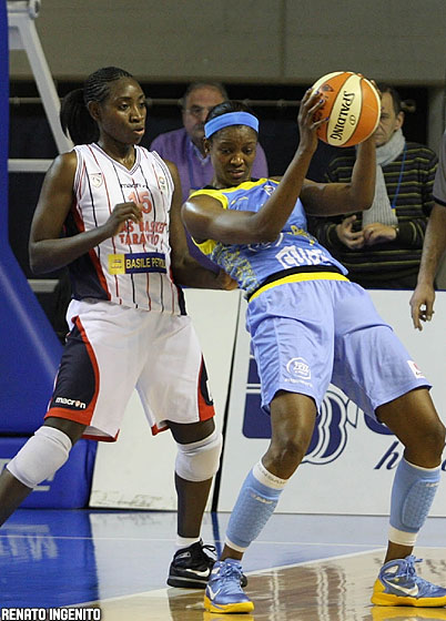 4. DeLisha Milton-Jones (ZVVZ USK Prague)